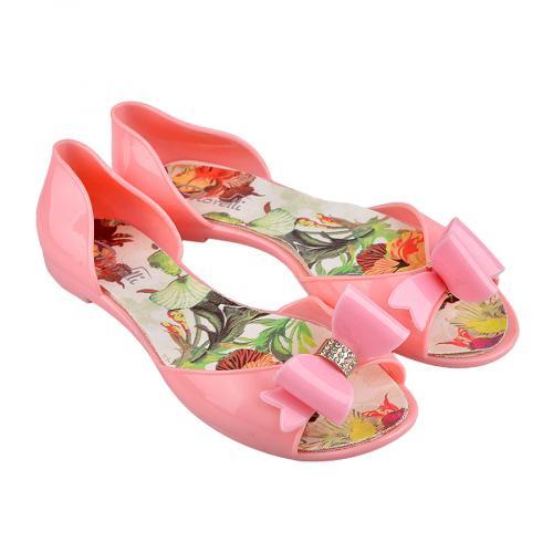дамски сандали розови 0132720