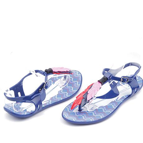 Силиконови сандали и джапанки 0114028