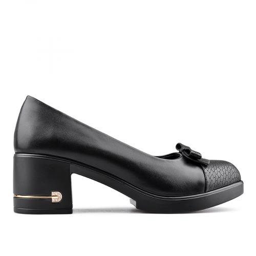 дамски ежедневни обувки черни 0133494