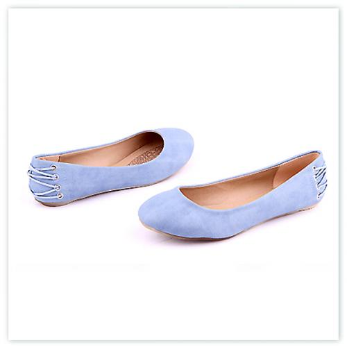 дамски обувки син 0109430