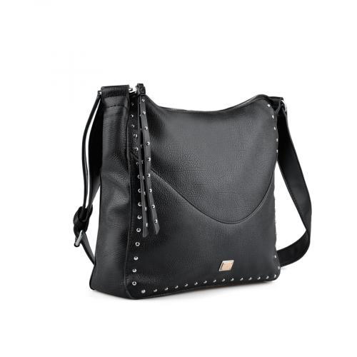 дамска ежедневна чанта черна 0137168