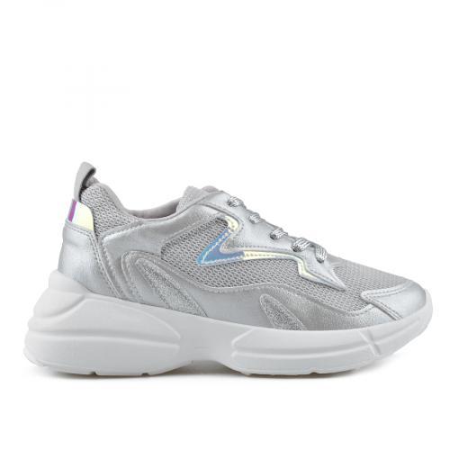 дамски ежедневни обувки сиви 0136858