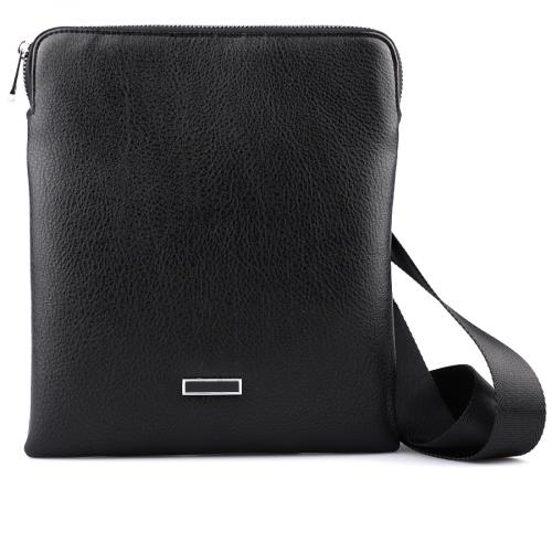 мъжка ежедневна чанта черна 0124490