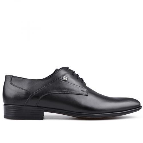мъжки елегантни обувки черни 0134915