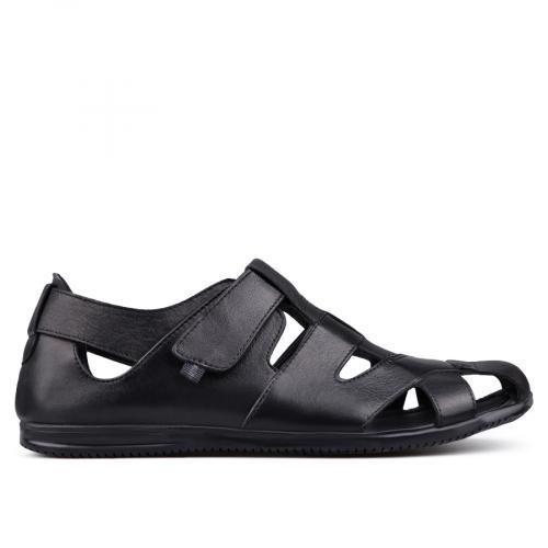 мъжки сандали черни 0131362
