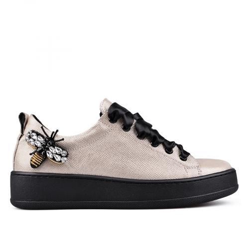 Дамски ежедневни обувки без връзки 0134713