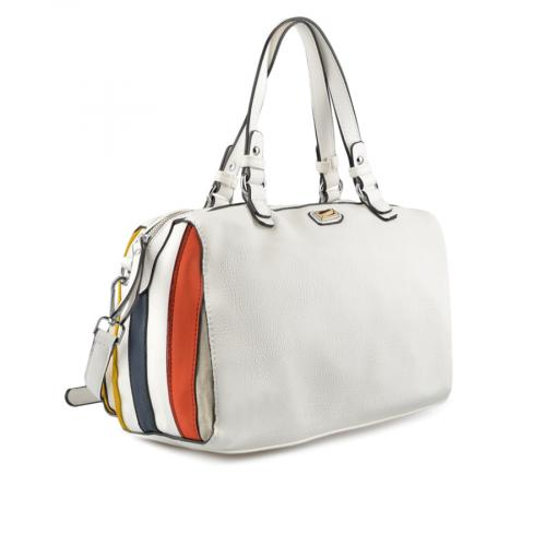 дамска ежедневна чанта бяла 0137988