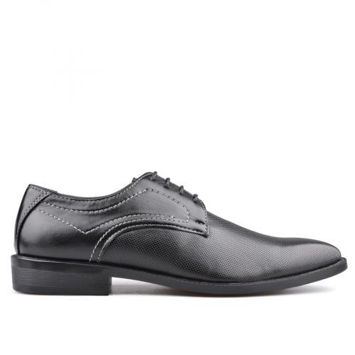 мъжки елегантни обувки черни 0133240