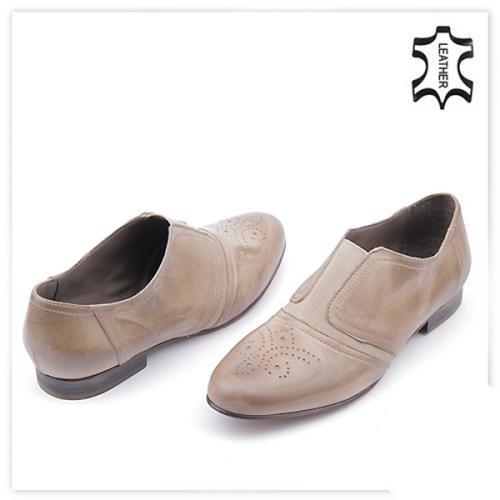 дамски ежедневни обувки кафяви 0114166
