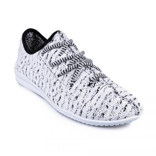 дамски ежедневни обувки бели 0127771
