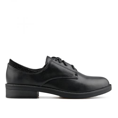 дамски ежедневни обувки черни 0137833