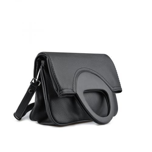 дамска ежедневна чанта черна 0137160