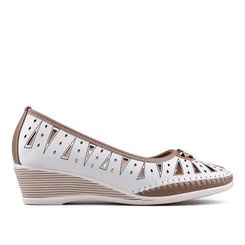 дамски ежедневни обувки бежови 0133699