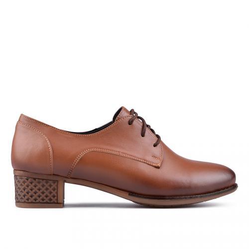 Дамски обувки на среден ток 0129060