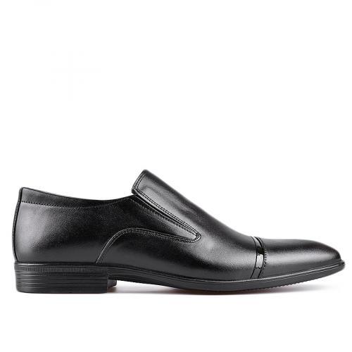 мъжки елегантни обувки черни 0130732