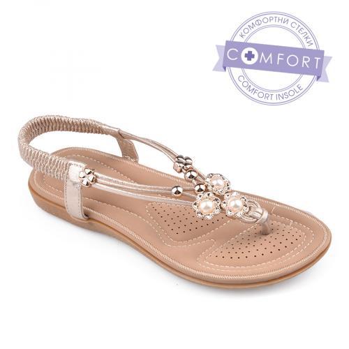 Дамски ежедневни сандали 0134198