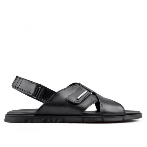 Мъжки ежедневни сандали черни 0136135