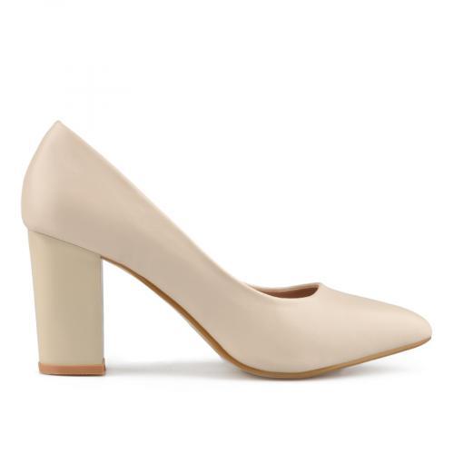 дамски елегантни обувки бежови 0138117