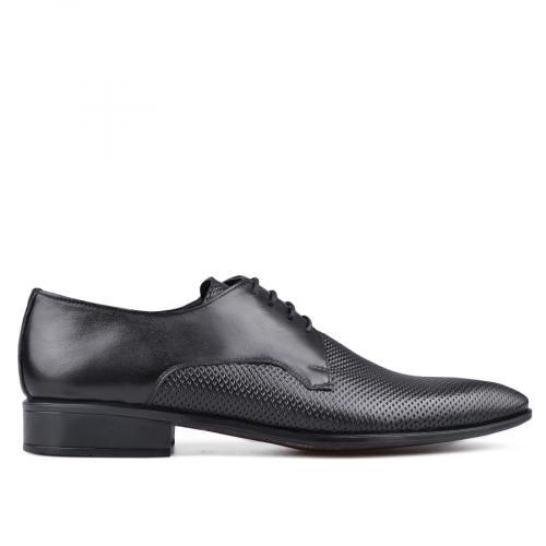 мъжки елегантни обувки черни 0134917