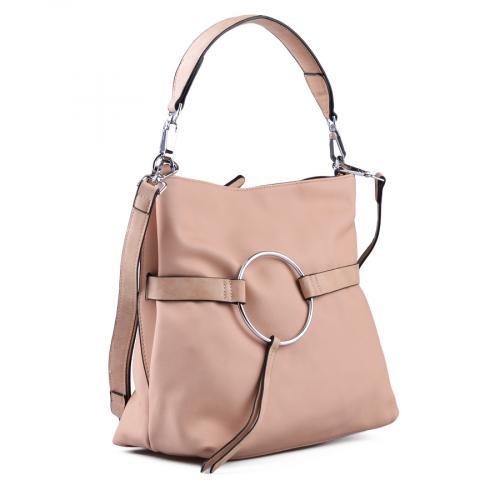 ca009767b9d дамска ежедневна чанта кафява