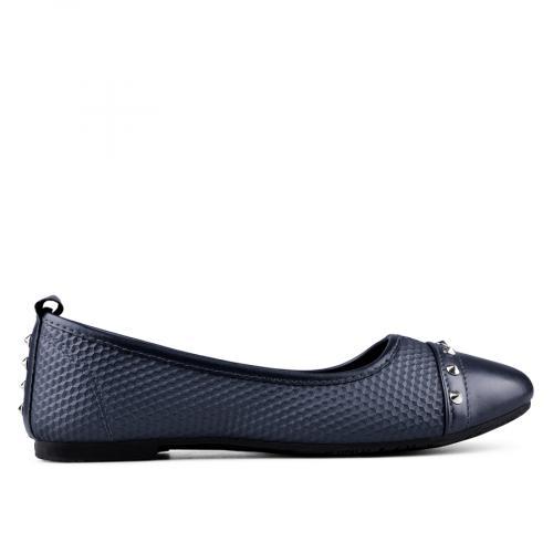 дамски ежедневни обувки сини 0133359
