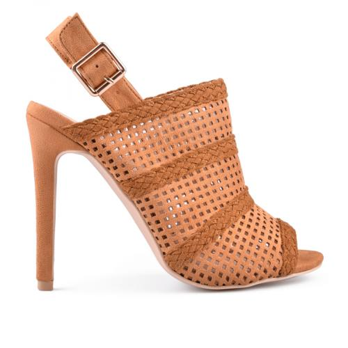 Дамски сандали на висок ток 0135084