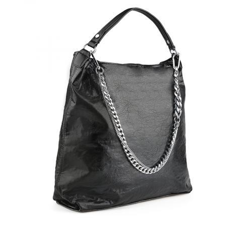 дамска ежедневна чанта черна 0137931