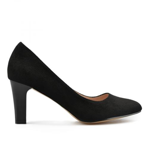 дамски елегантни обувки черни 0138081