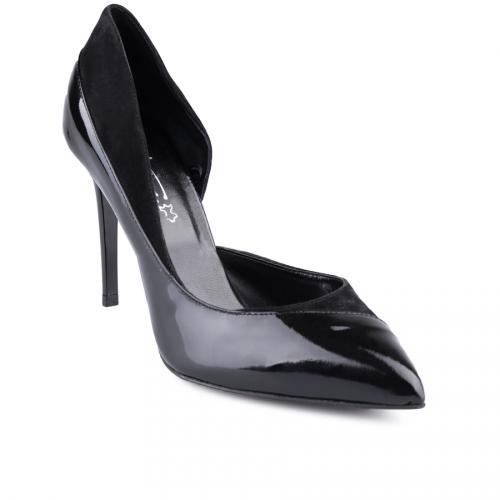 Дамски елегантни обувки 0127306