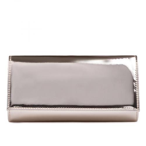 дамска елегантна чанта златиста 0129231
