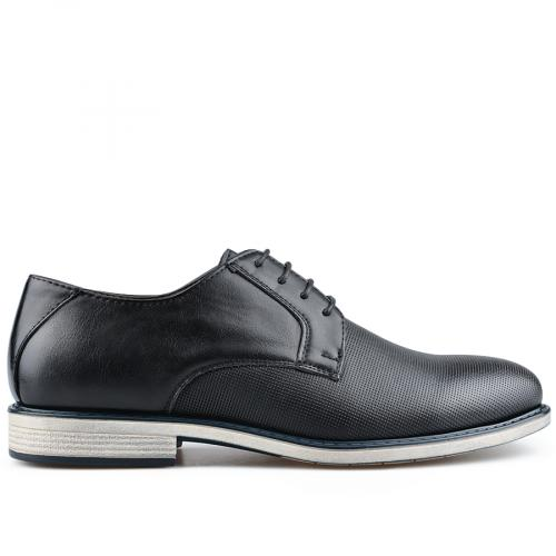мъжки елегантни обувки черни 0136594