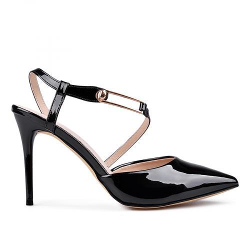 Дамски сандали на висок ток 0133672