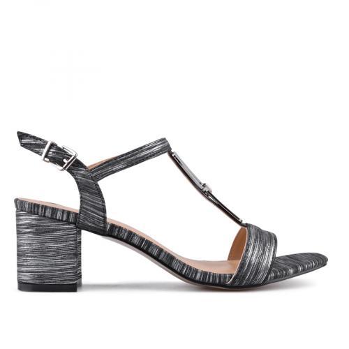 Дамски сандали на висок ток 0133730