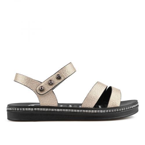 дамски ежедневни сандали бежови 0137051