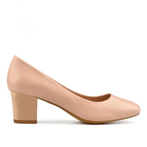 дамски елегантни обувки бежови 0138140
