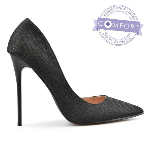 дамски елегантни обувки черни 0137449