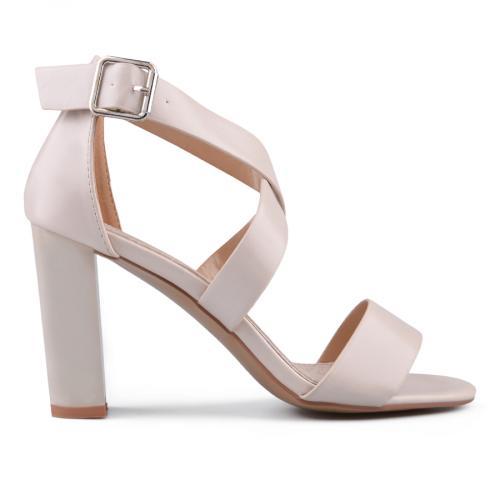 Дамски сандали на висок ток 0133656