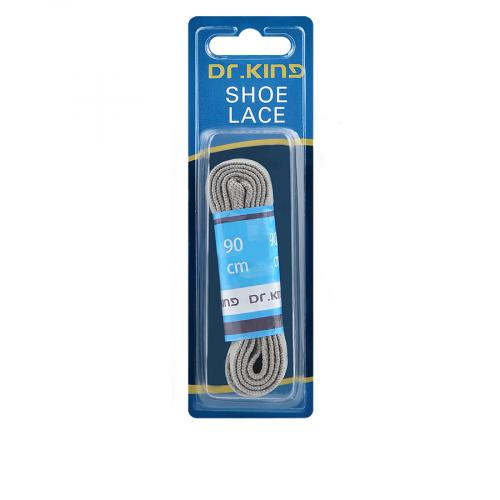 връзки за обувки сиви 90см 0136293