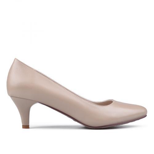 дамски елегантни обувки бежови 0133117