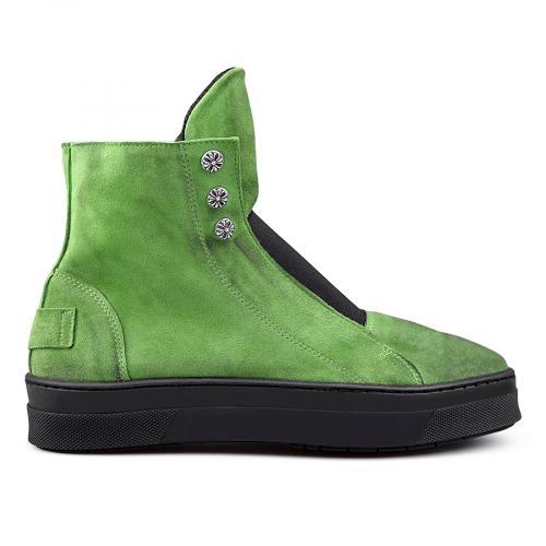 дамски кецове зелени 0131297