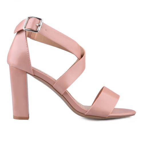 Дамски сандали на висок ток 0133657