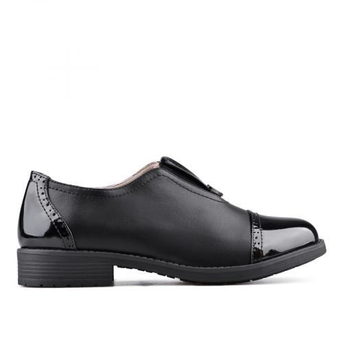 дамски ежедневни обувки черни 0133689