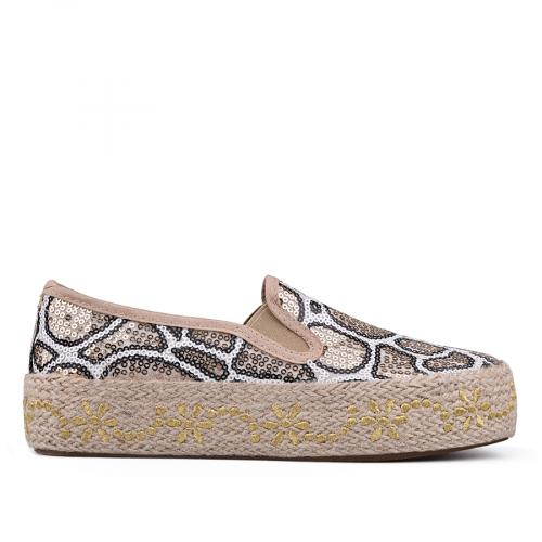 Дамски ежедневни обувки без връзки 0133793