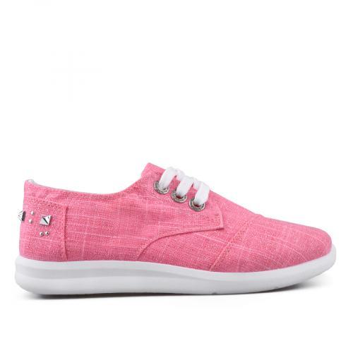 дамски ежедневни обувки розови 0133320