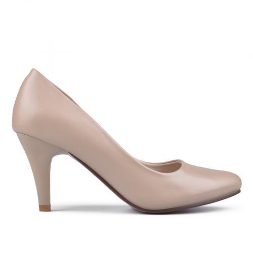 дамски елегантни обувки бежови 0133121