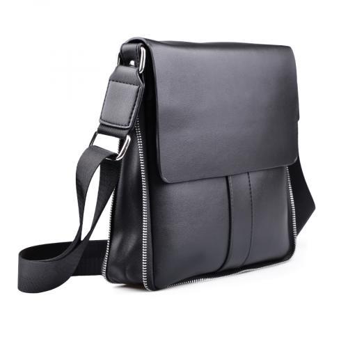 253f575d37f мъжка ежедневна чанта черна