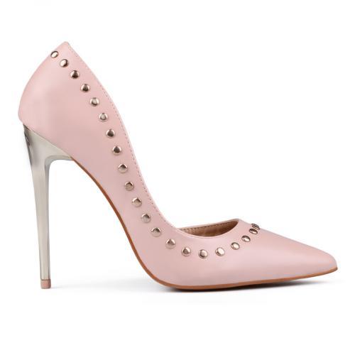 дамски елегантни обувки розови 0133830