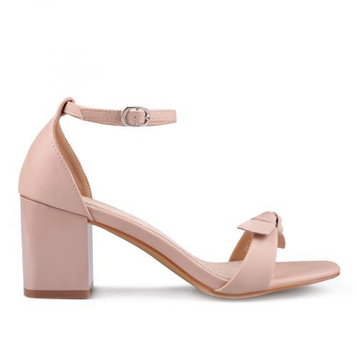 Дамски сандали на висок ток 0133648