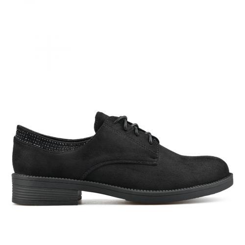 дамски ежедневни обувки черни 0137834