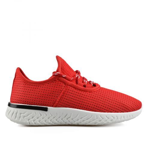 дамски ежедневни обувки червени 0138065